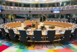 La sede del Consiglio Europeo
