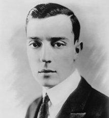 L'attore, regista e sceneggiatore premio Oscar Buster Keaton