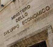 La sede del Ministero dello Sviluppo Economico