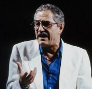 L'attore Nino Manfredi