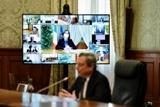 Il Premier Draghi Foto: Governo.it
