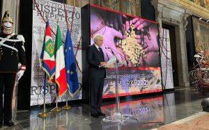 Il Presidente della Repubblica Sergio Matarella foto: Quirinale.it