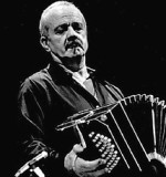 Il musicista e compositore argentino Astor Piazzolla